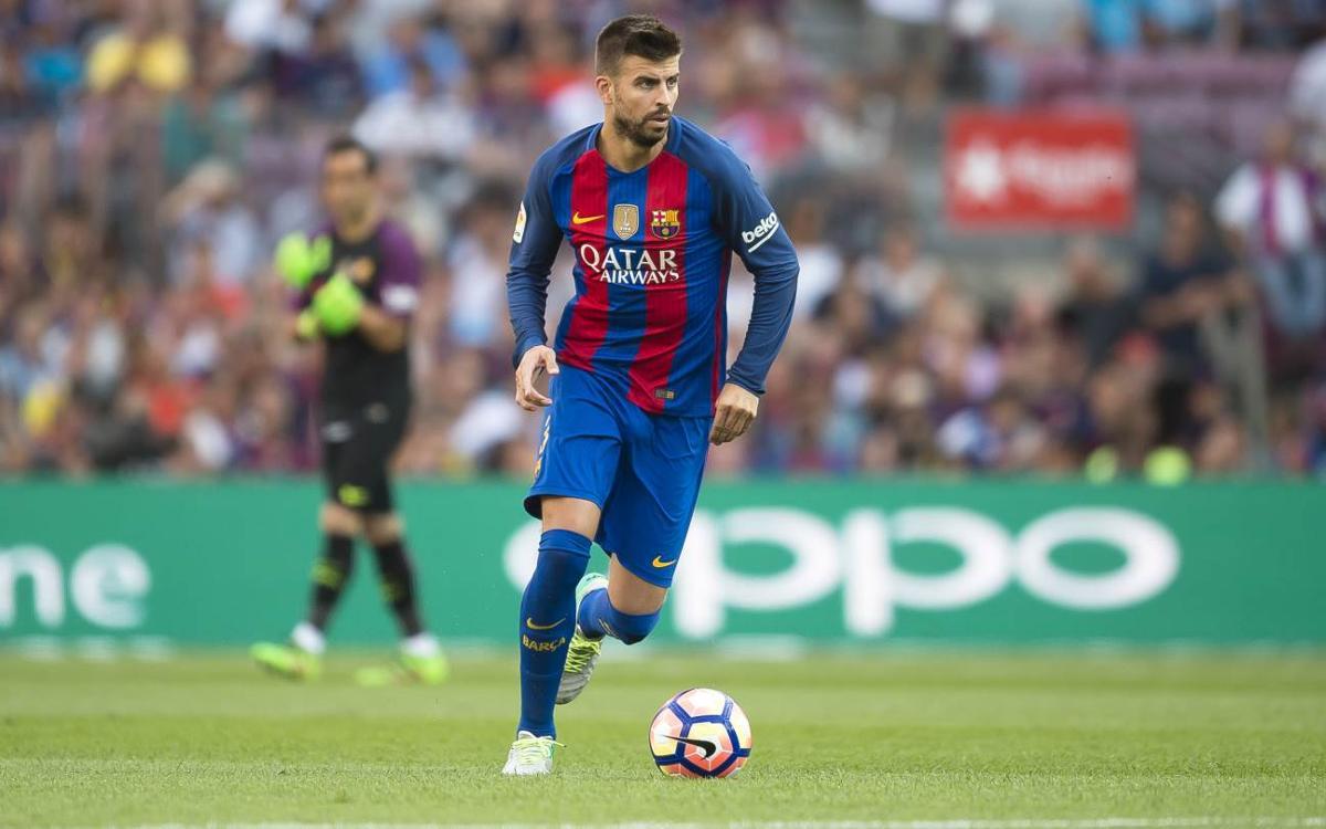 Un mes de septiembre exigente para el FC Barcelona