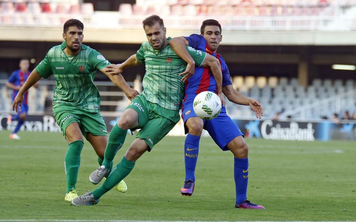 CF Gavà – Barça B: Volver al camino de la victoria