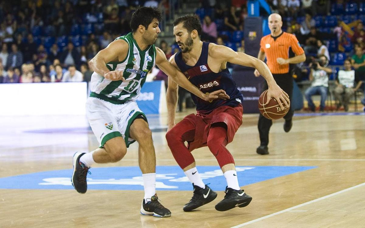 FC Barcelona Lassa v Real Betis Energía Plus: Smooth sailing at Palau (80-58)