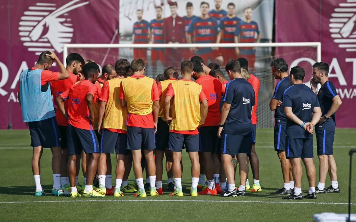 FC Barcelona squad announced for Betis game
