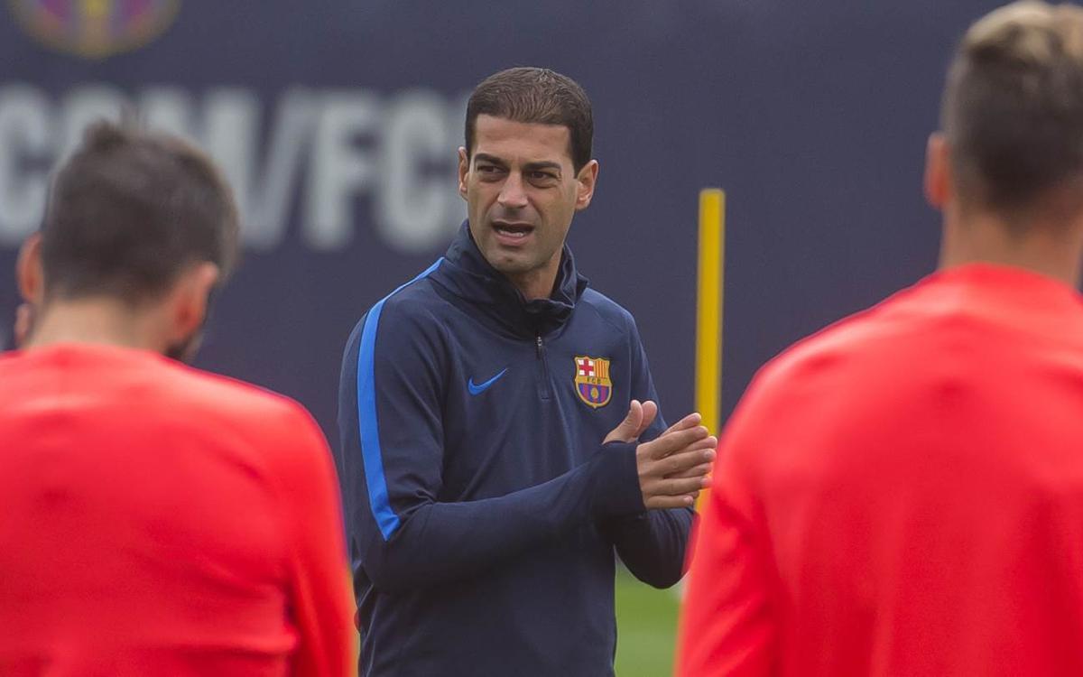 """Gerard López: """"El CE Sabadell s'adapta molt bé al partit que li toca"""