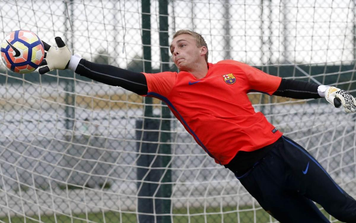 Cillessen, out three weeks; Sergi Roberto day-to-day