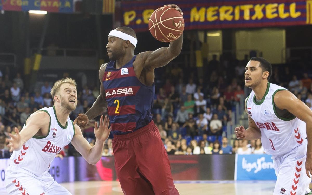 El Buesa Arena de Vitoria acogerá la Copa del Rey de baloncesto