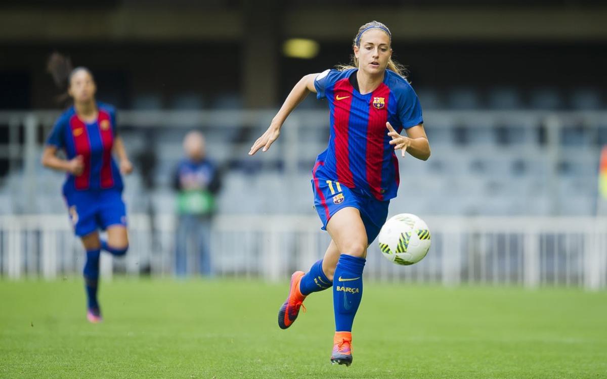 LIVE WOMEN'S CHAMPIONS LEAGUE - FC Barcelona v FC Minsk