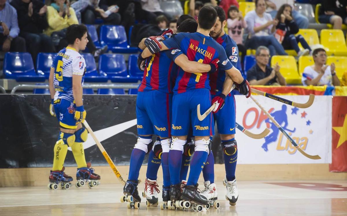 FC Barcelona Lassa v Recam Làser Caldes: Winning streak continues (4-1)