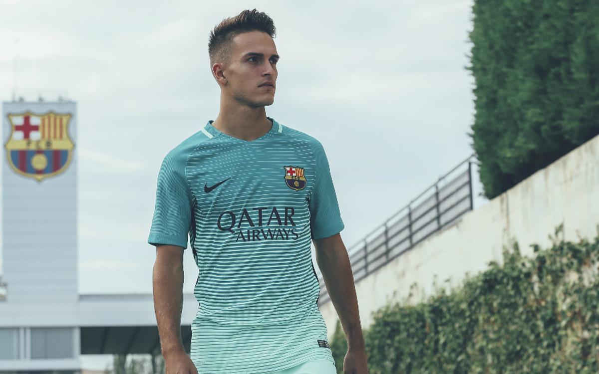 El FC Barcelona estrenará la tercera equipación en Mönchengladbach