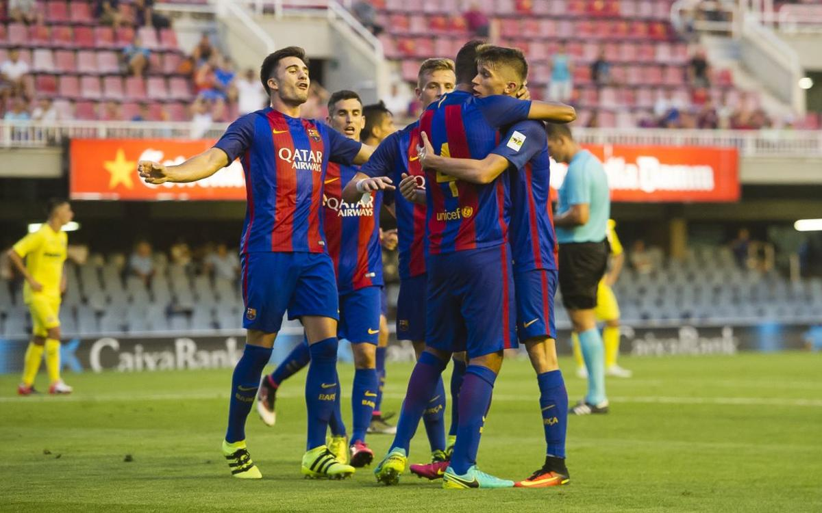Barça B – Atlético Baleares: Hacer del Mini un fortín