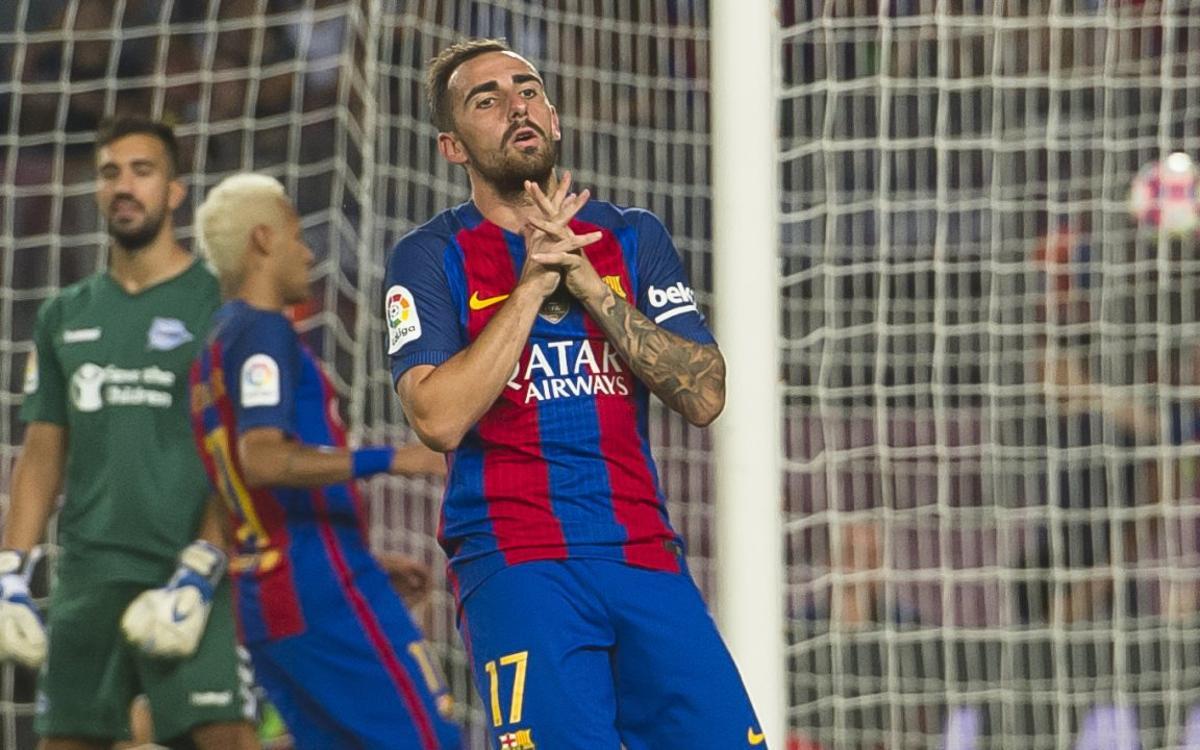 FC バルセロナ – アラベス: 欧州戦前の予期せぬ黒星 (1-2)