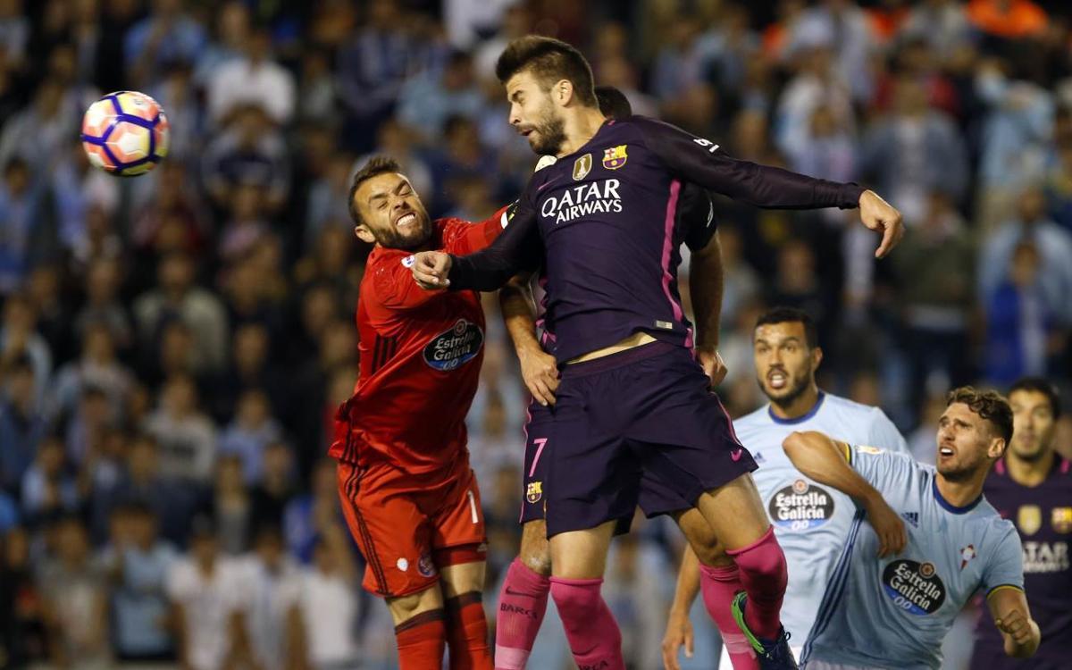 Celta – FC Barcelona: Reacción incompleta en Balaídos (4-3)