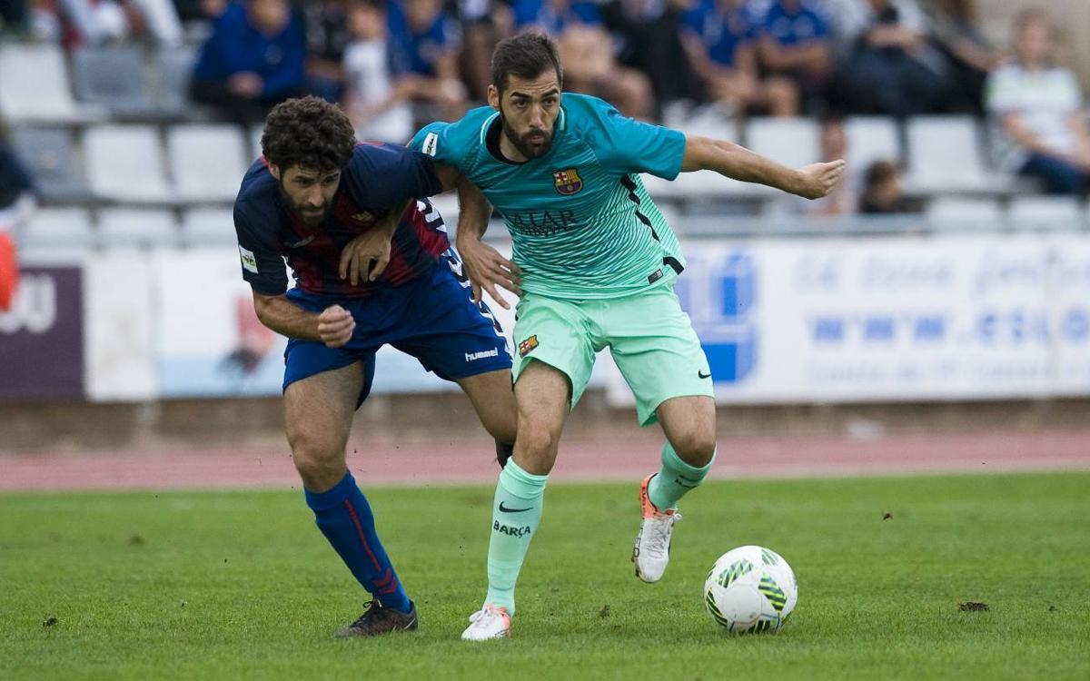 CF Gavà v FC Barcelona B: Frustrating defeat (1-0)