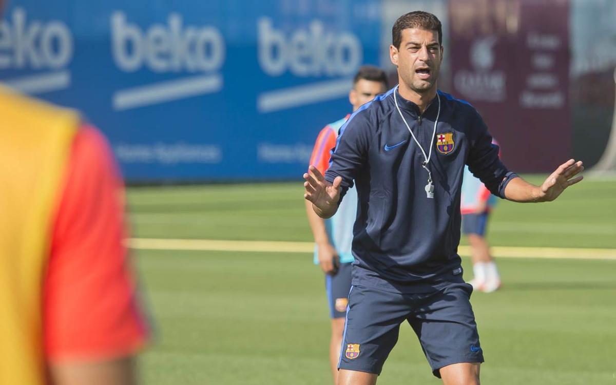 """Gerard López: """"És un partit per continuar sumant"""""""