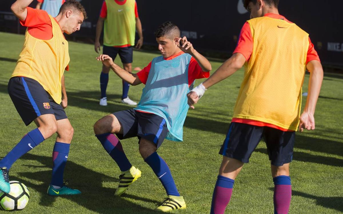 Juvenil A – RCD Espanyol: Derbi juvenil de nivell