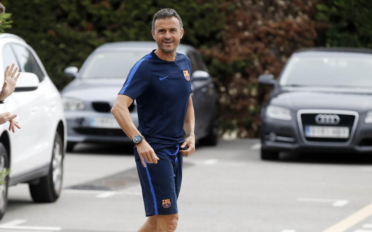 Atlético are 'masters of the counter,' says Luis Enrique