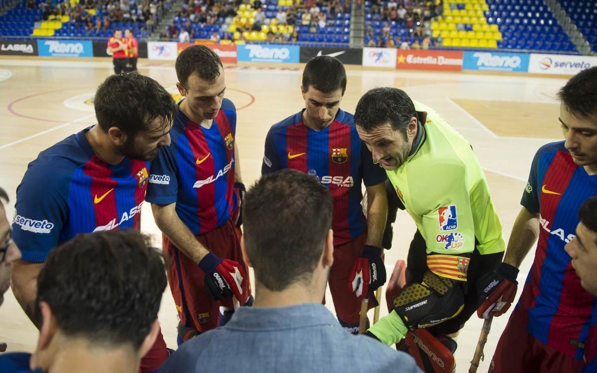 FC Barcelona Lassa – Recam Làser Caldes: Que el ritmo no pare