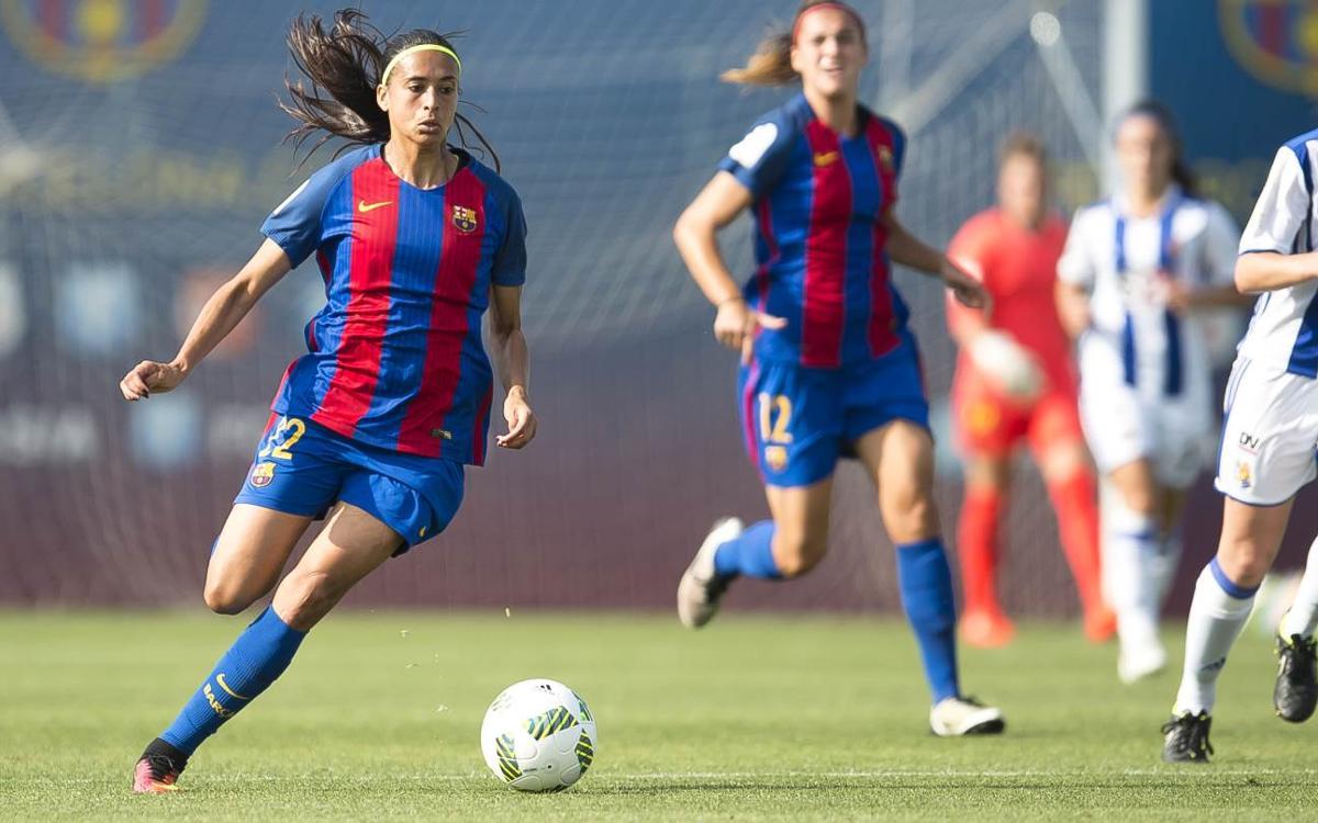 Rayo Vallecano - Barça Femenino (previa): Prueba de esfuerzo
