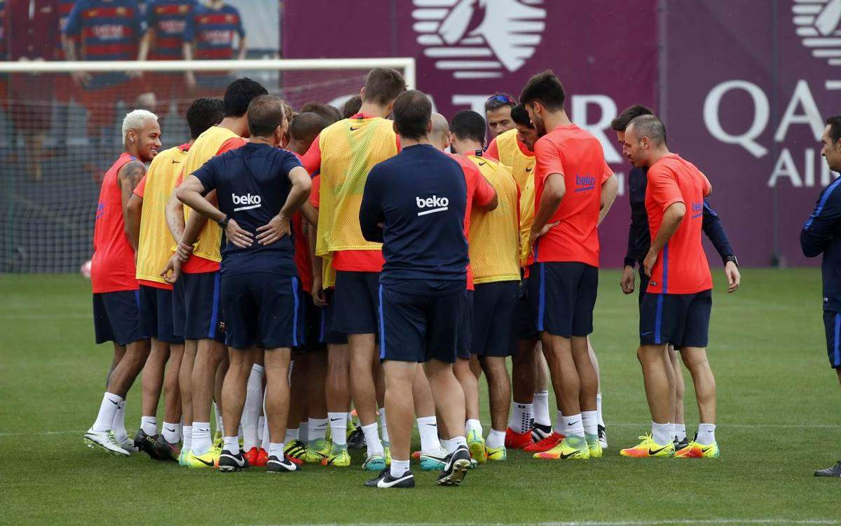 Rafinha returns to the squad for trip to Gijón