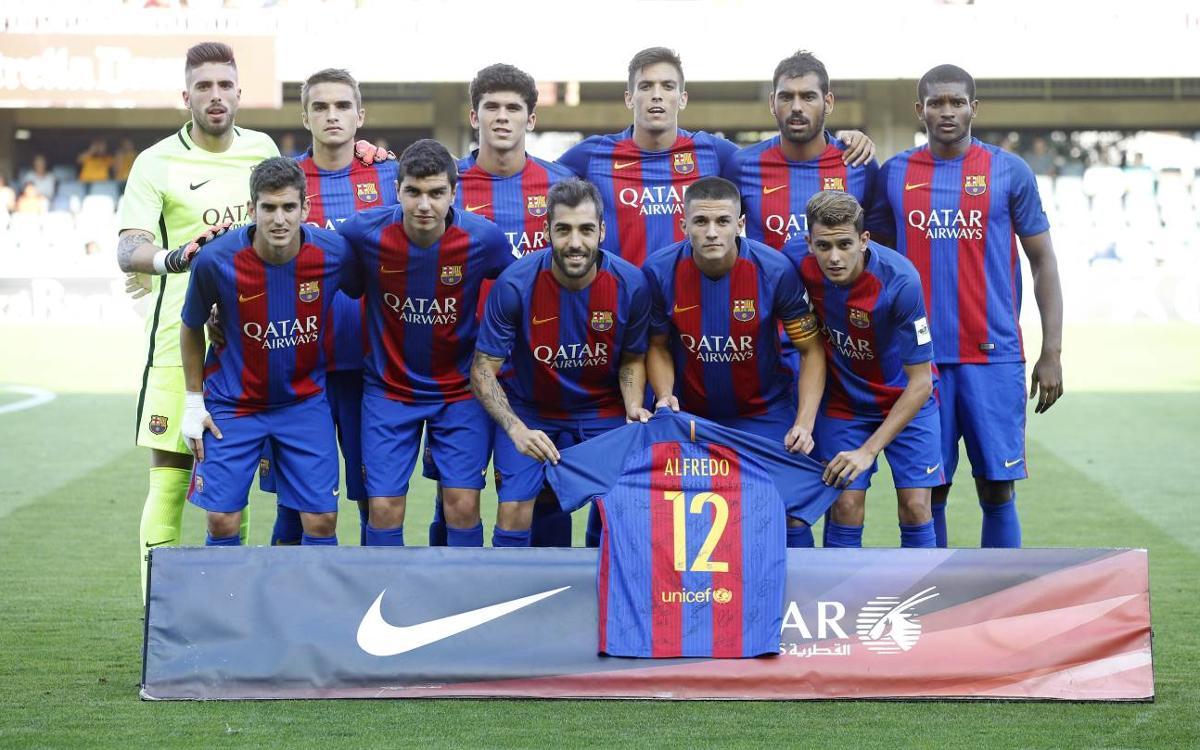 Las curiosidades del Barça B - UE Cornellà