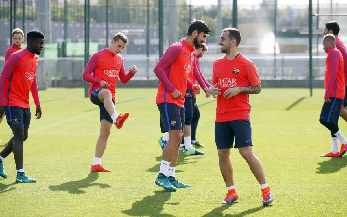 FC Barcelona's busy schedule this week