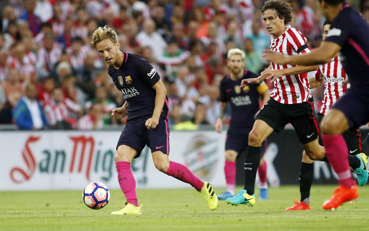 Ivan Rakitic: 'We're ready to compete with the very best'