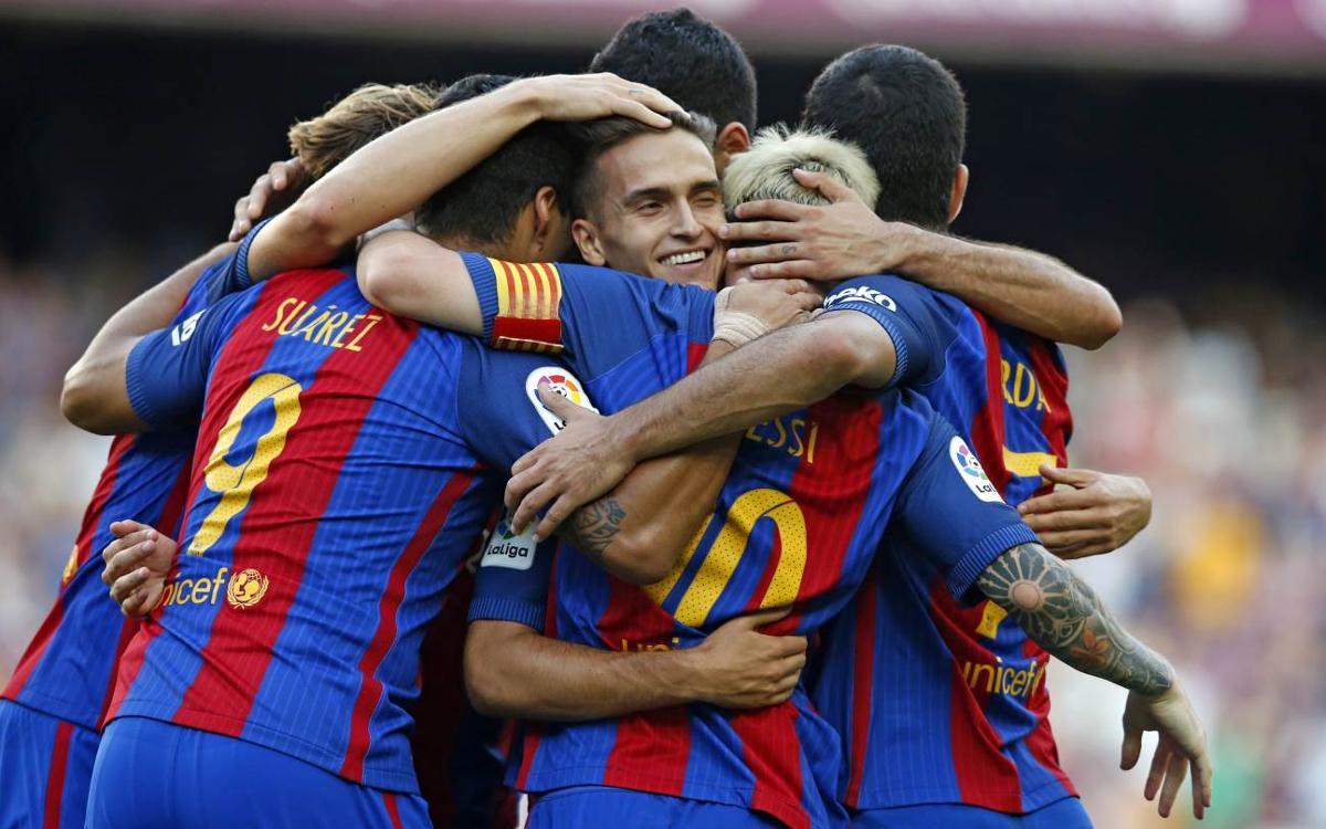 FC Barcelona - Alavés: Regreso a la Liga con reencuentros