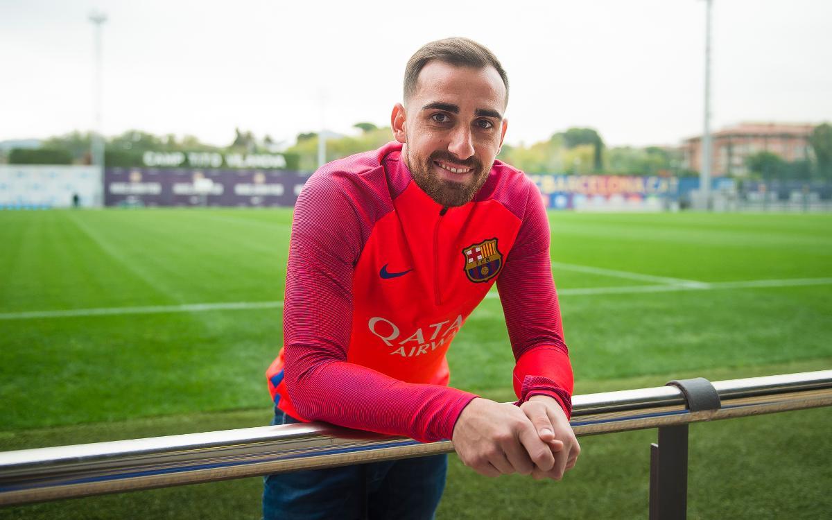 """Paco Alcácer: """"Mestalla és un camp complicat"""""""