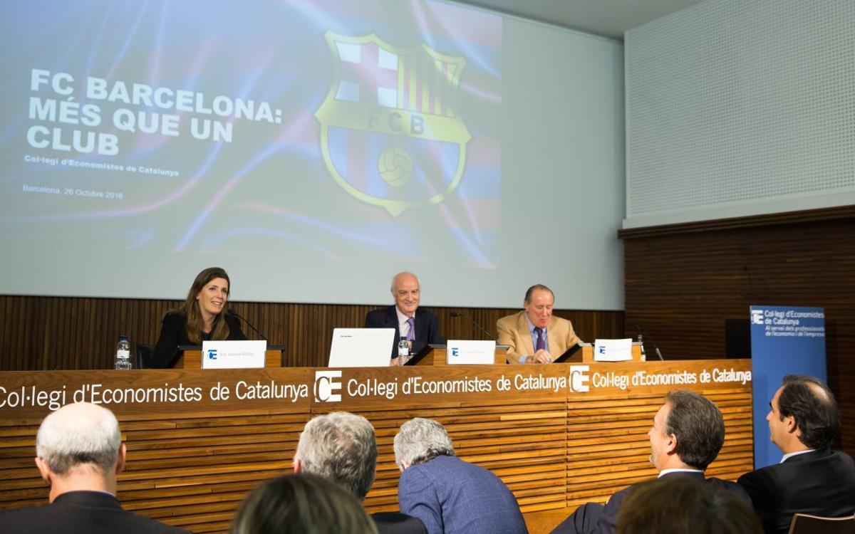 """Susana Monje: """"Hem de continuar sent competitius, mantenint la sostenibilitat econòmica"""""""