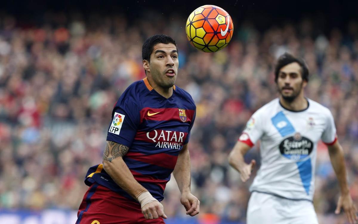 Kick off time for FC Barcelona v Deportivo confirmed