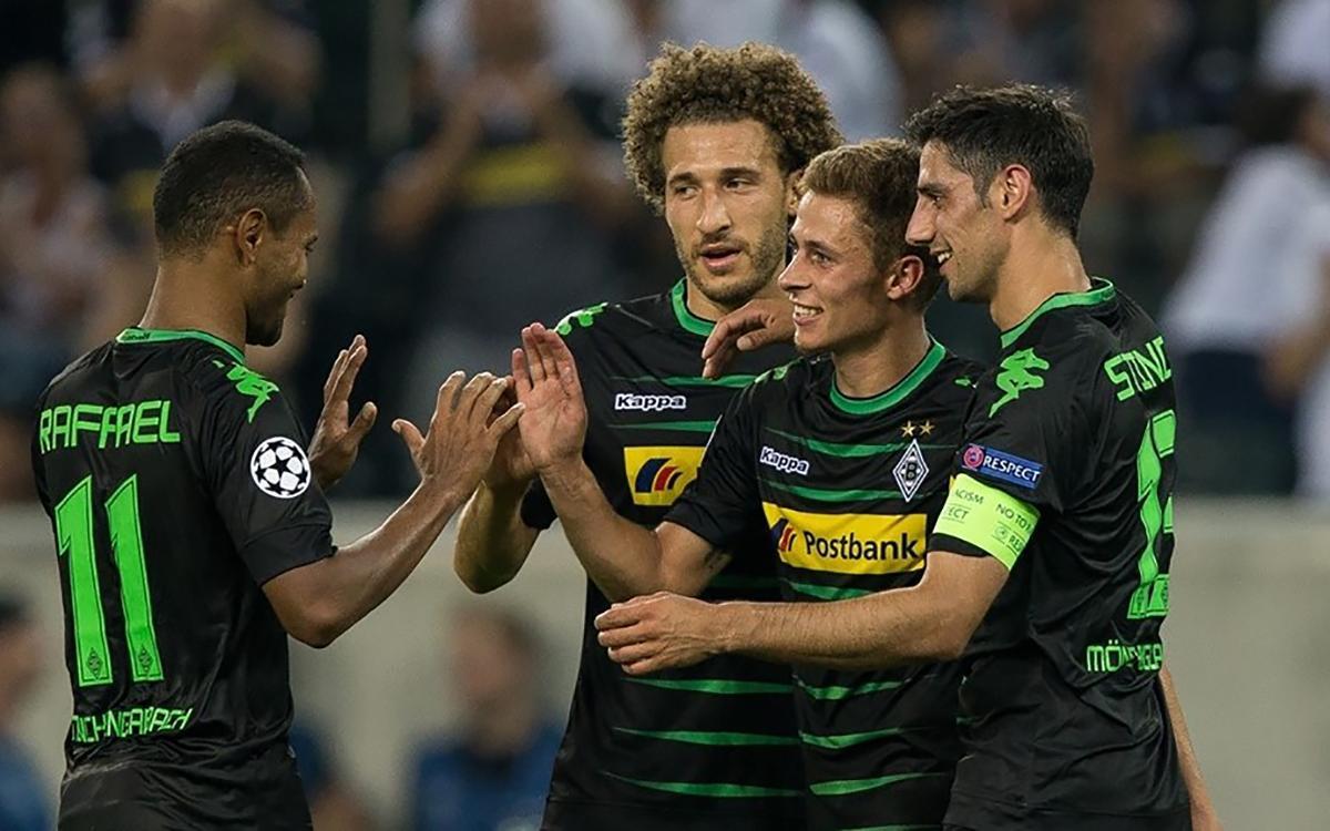 El Borussia Mönchengladbach, al descubierto