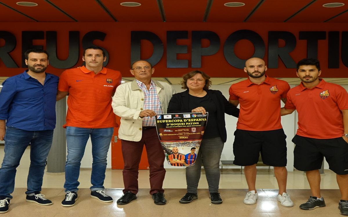"""Aitor Egurrola: """"Lluitar un títol contra el Reus a principi de temporada sempre és motivant"""""""