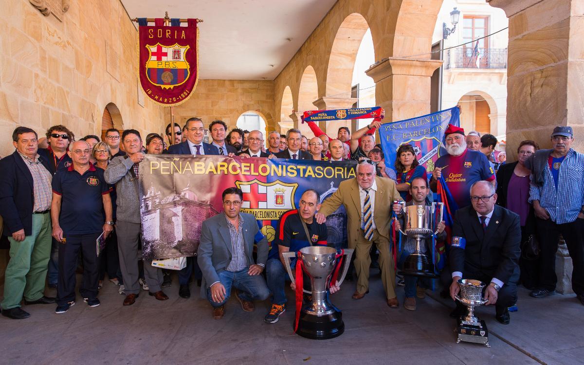 Castilla y León proclama su mejor año peñístico