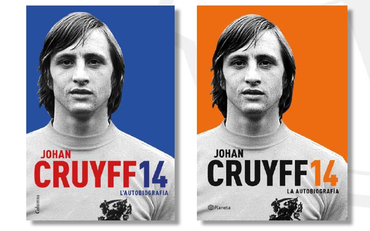 LIVE - Follow the launch of the Johan Cruyff book