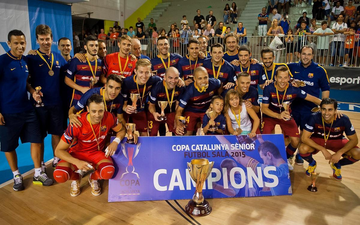Un idilio con la Copa Catalunya