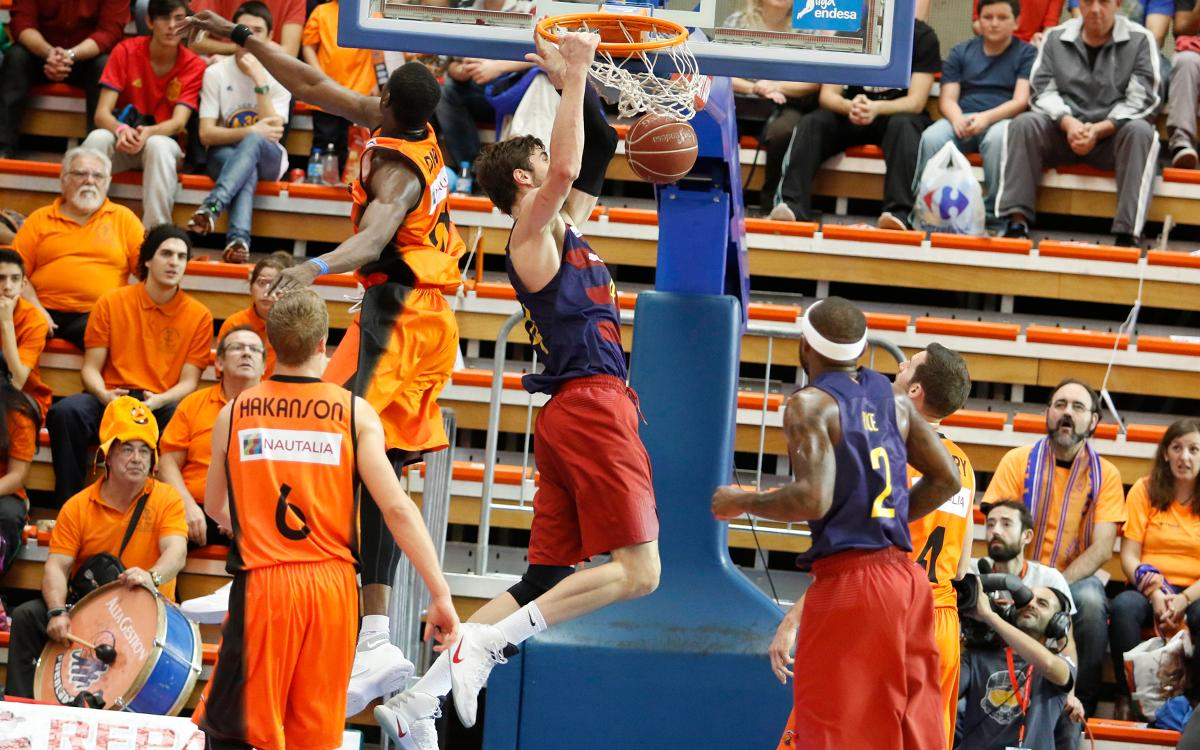 Montakit Fuenlabrada v FC Barcelona Lassa: Perfect end to a tough week (75-78)