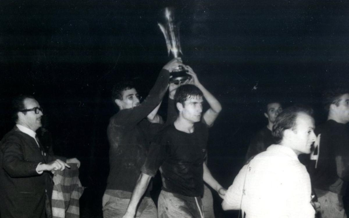 Fifty years since the Fairs Cup victory of 1966
