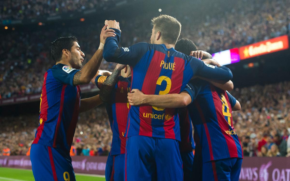 FC Barcelona – Deportivo de la Coruña: Con fuerza para ganar