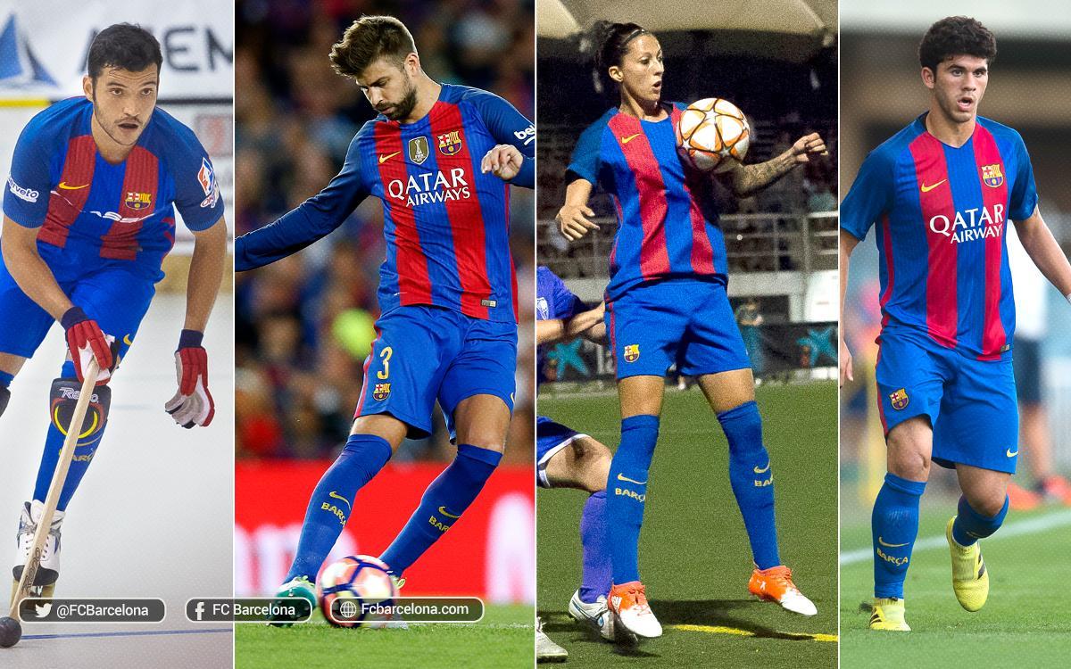 La agenda del FC Barcelona para un fin de semana de fútbol