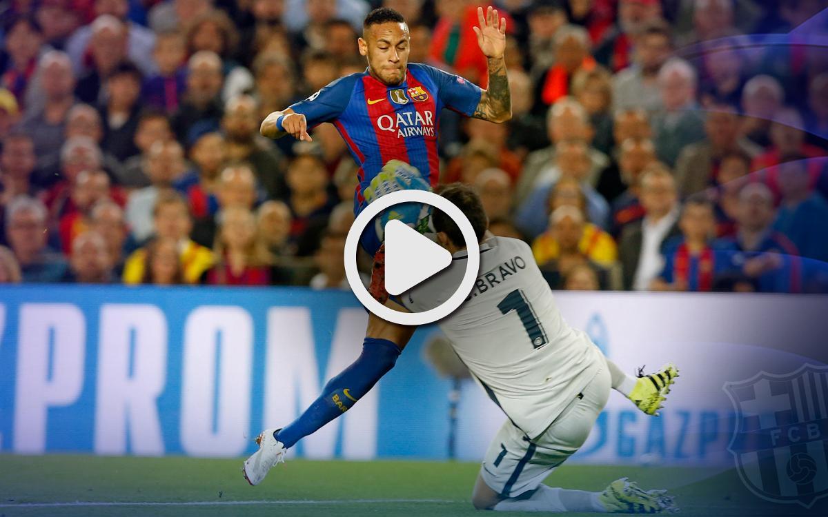 Le résumé-vidéo de FC Barcelone - Manchester City (4-0)