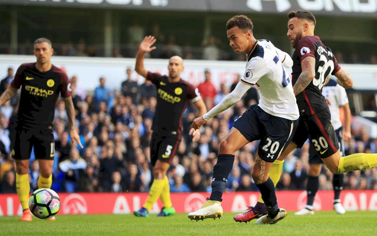 Primera derrota del Manchester City en la Premier (2-0)