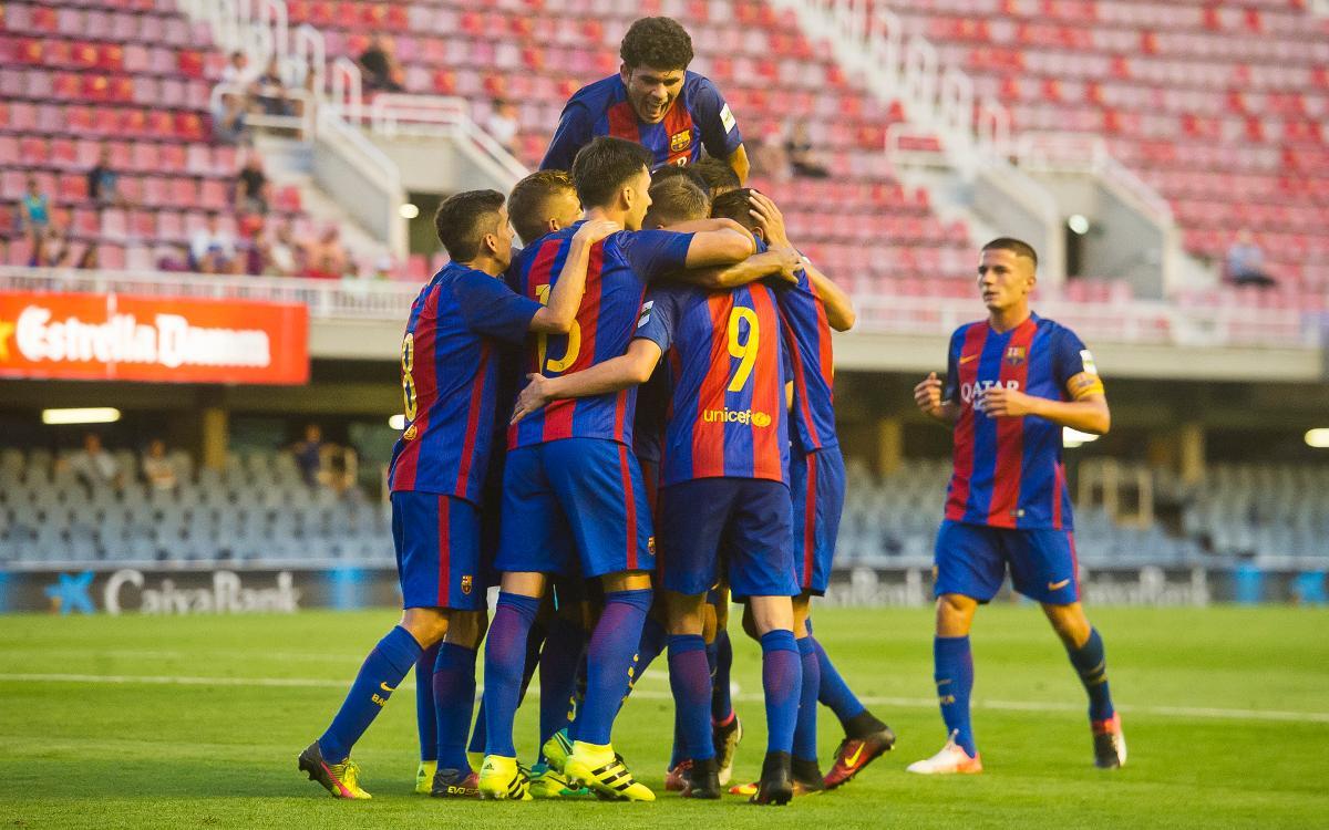 FC Barcelona B - Villarreal B: Tercer triunfo seguido desde la pizarra y con épica (3-2)