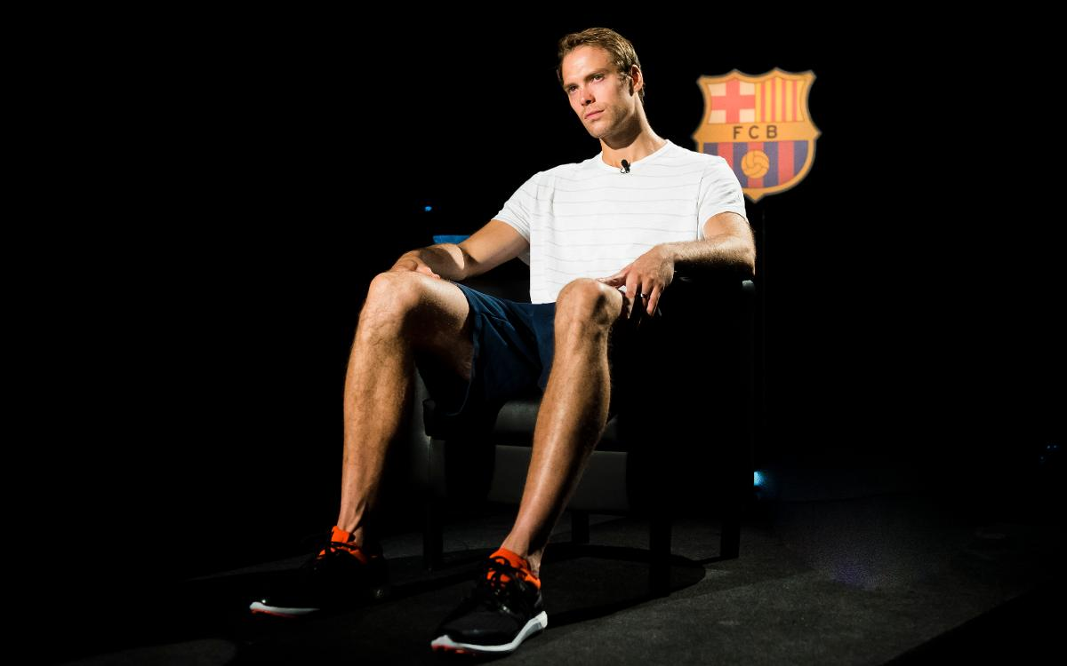 Petteri Koponen deja el Hospital Clínico de Barcelona
