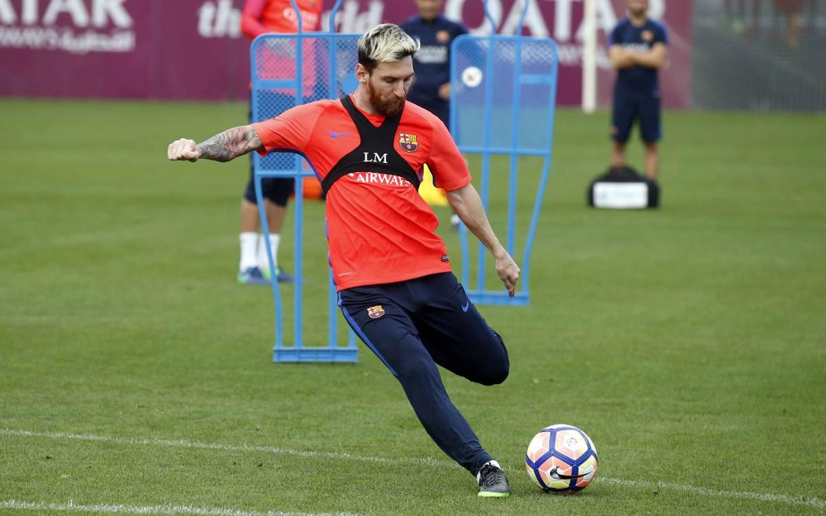 Messi, Rakitic i Umtiti reben l'alta mèdica i entren a la convocatòria