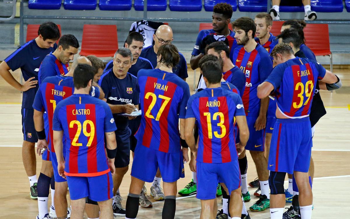 Barça Lassa: A 60 minuts del primer títol