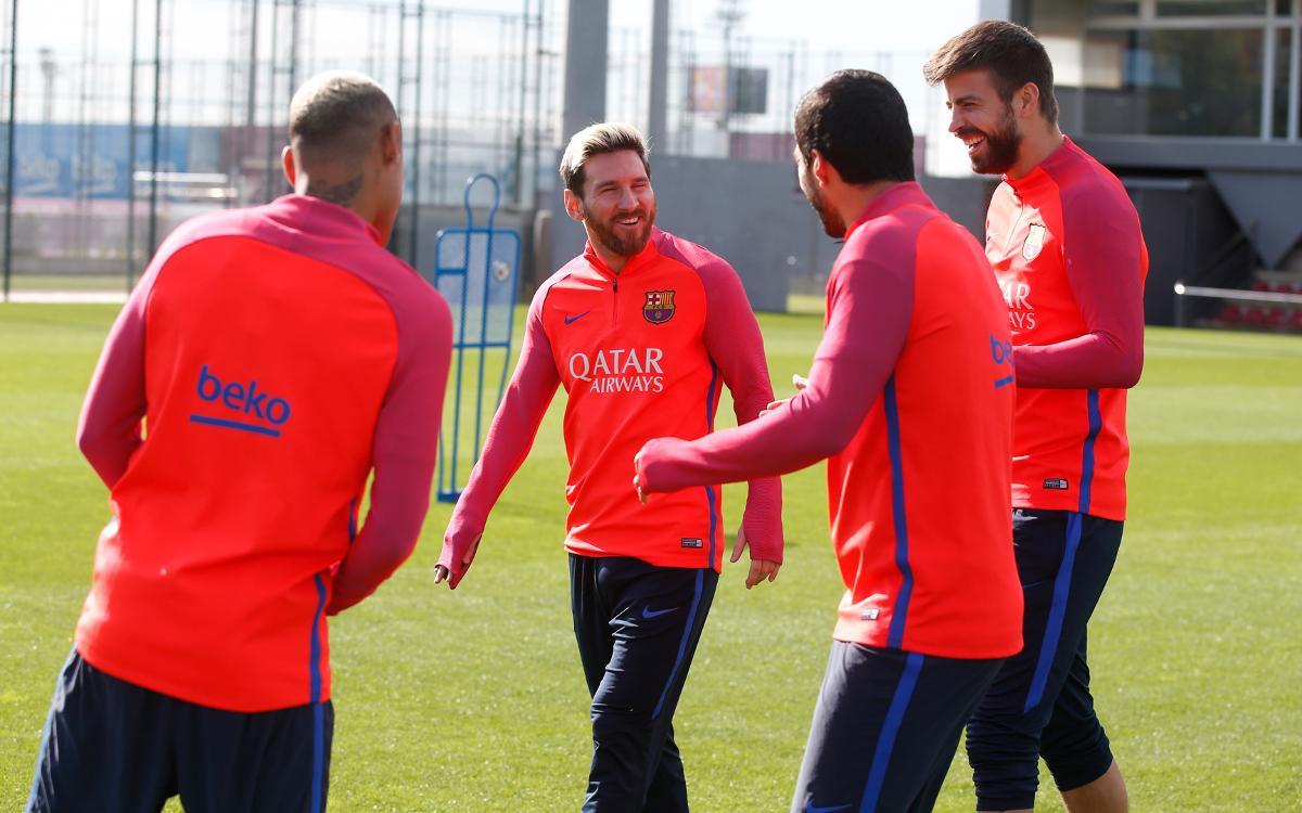 All set for Deportivo visit