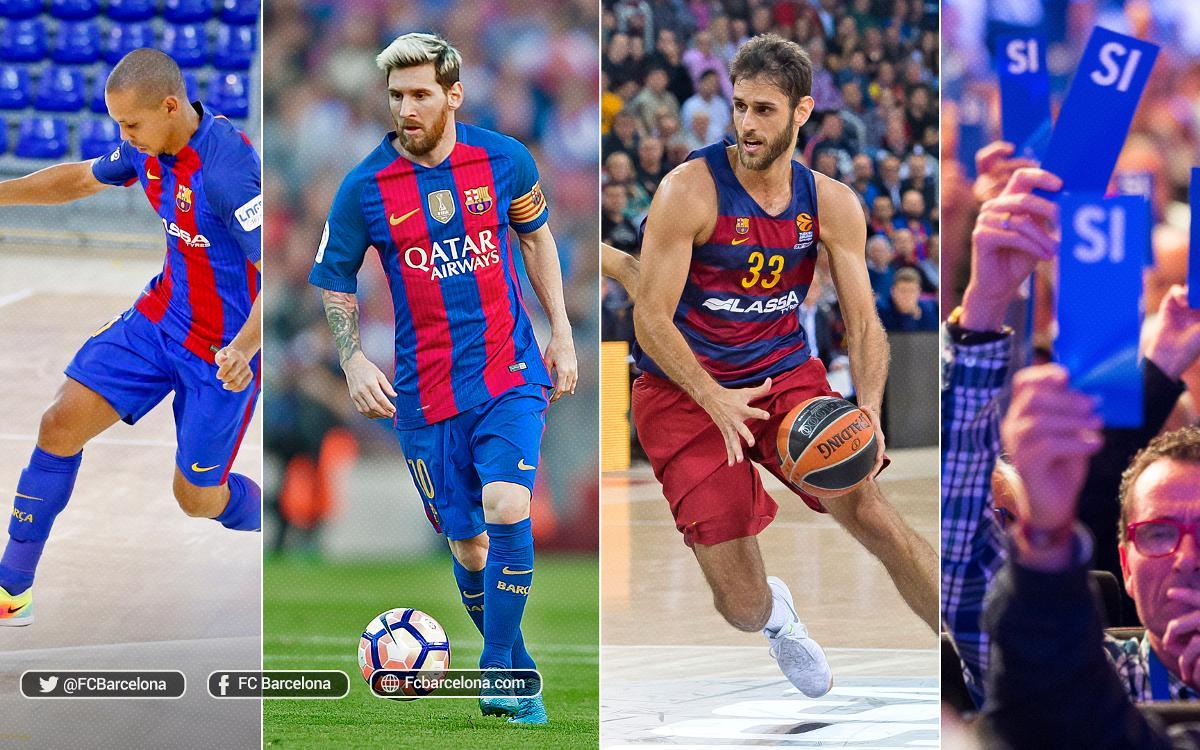 El que no et pots perdre del cap de setmana del FC Barcelona