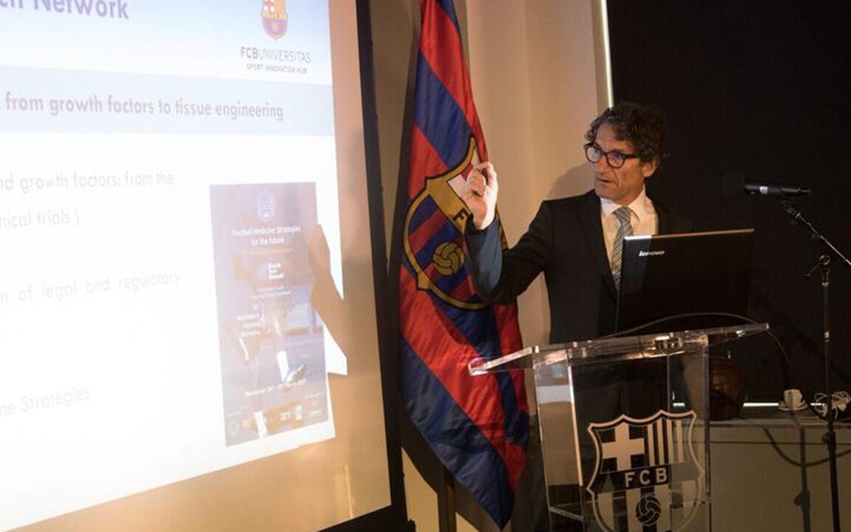 Jordi Monés sets out FCB Universitas in the USA