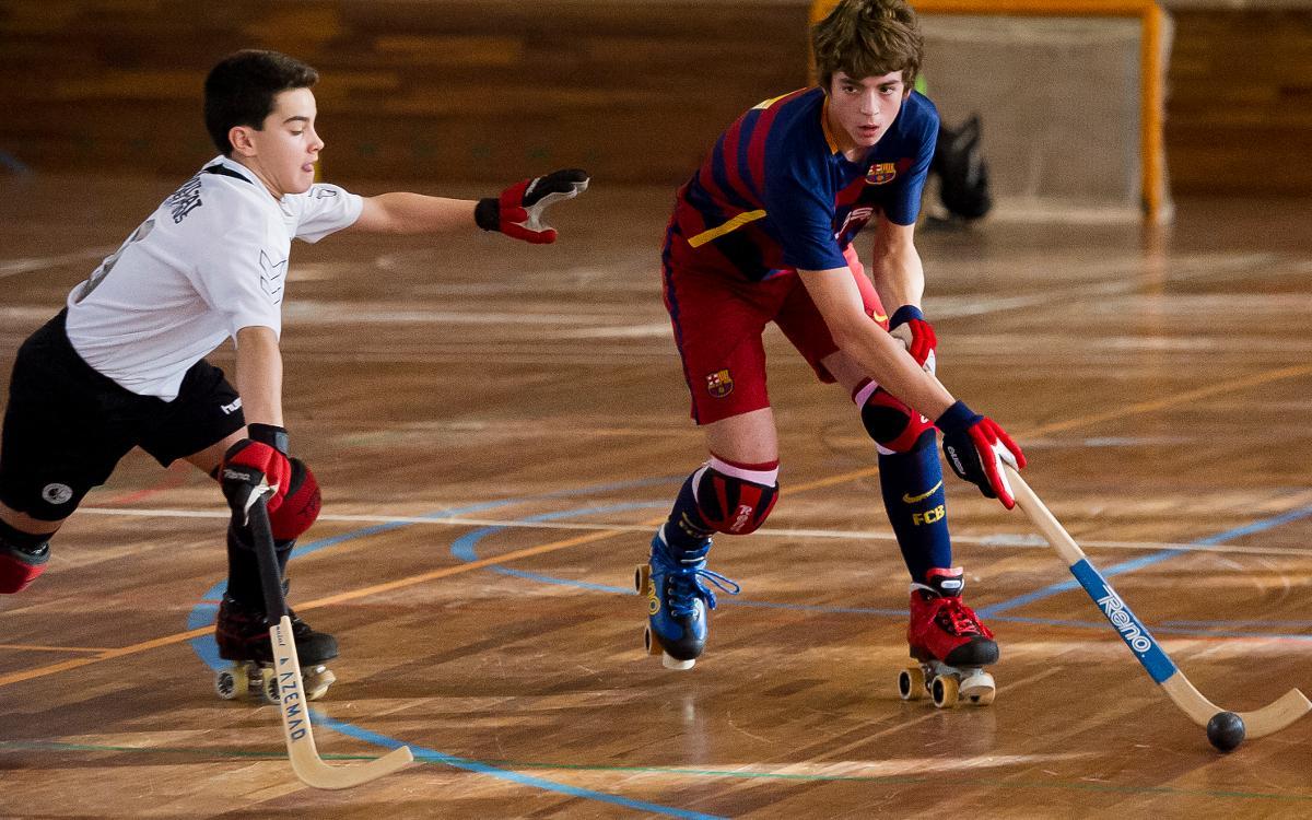 Marc González afronta el Campionat d'Europa sub-17