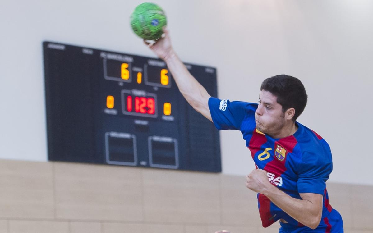 BM Nava – FC Barcelona Lassa B: La siguiente ronda de la Copa espera (30-32)