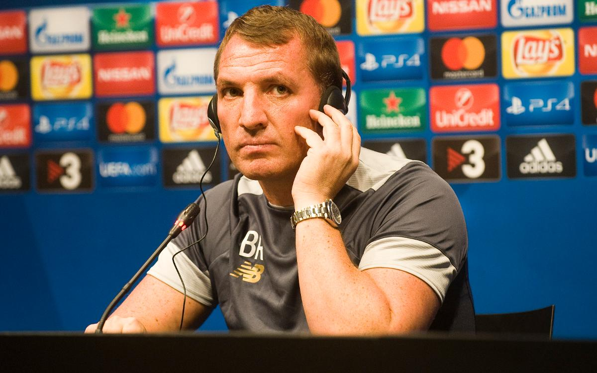 Brendan Rodgers: 'Suárez is the best in the world'