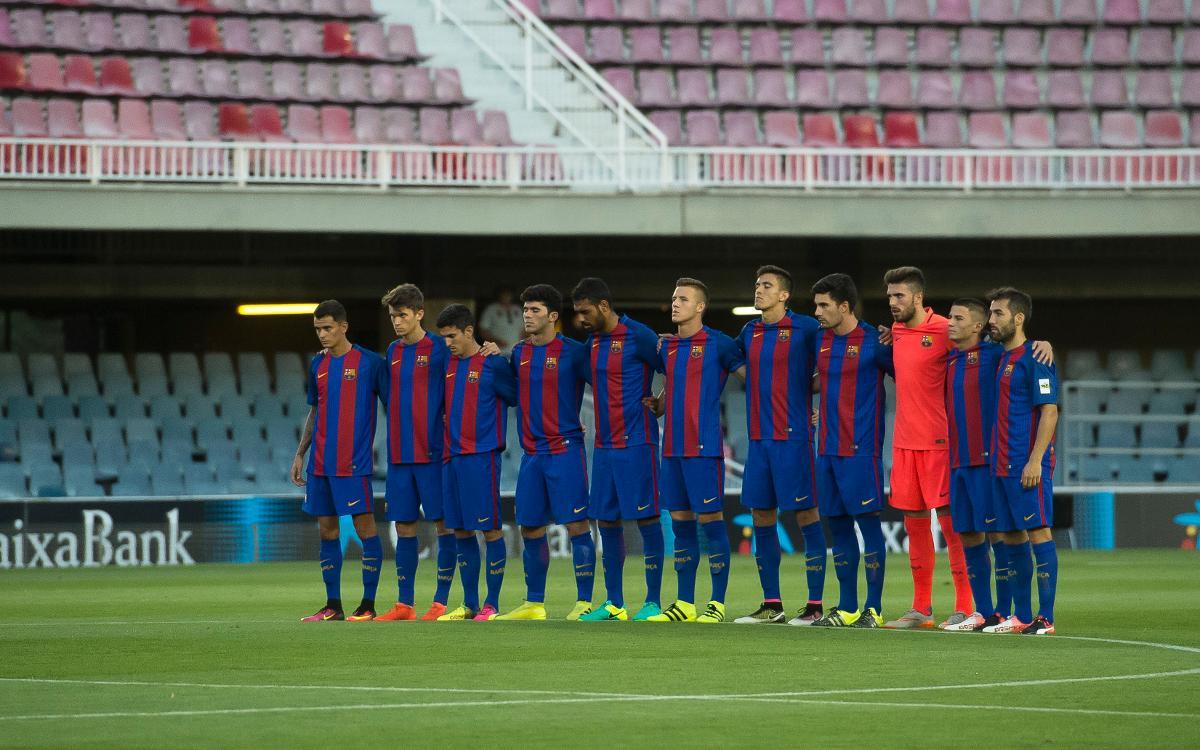 El Barça B ja té la plantilla definitiva