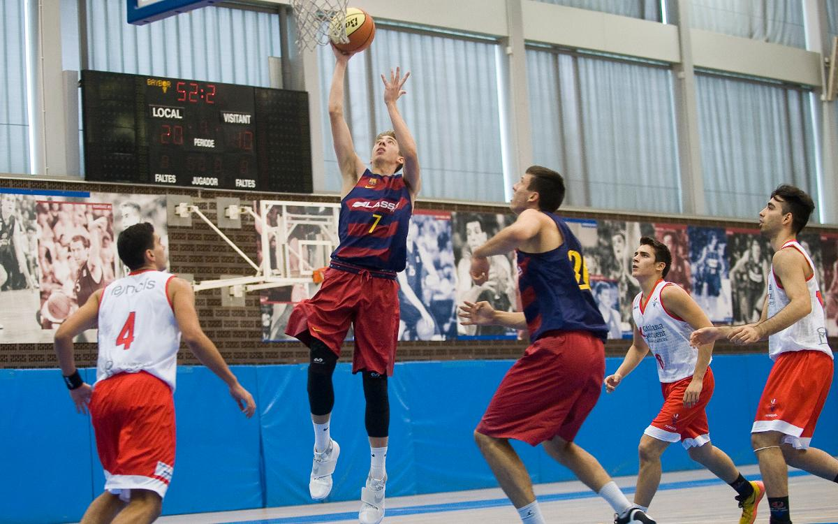 Segona setmana consecutiva amb ple de victòries al bàsquet formatiu